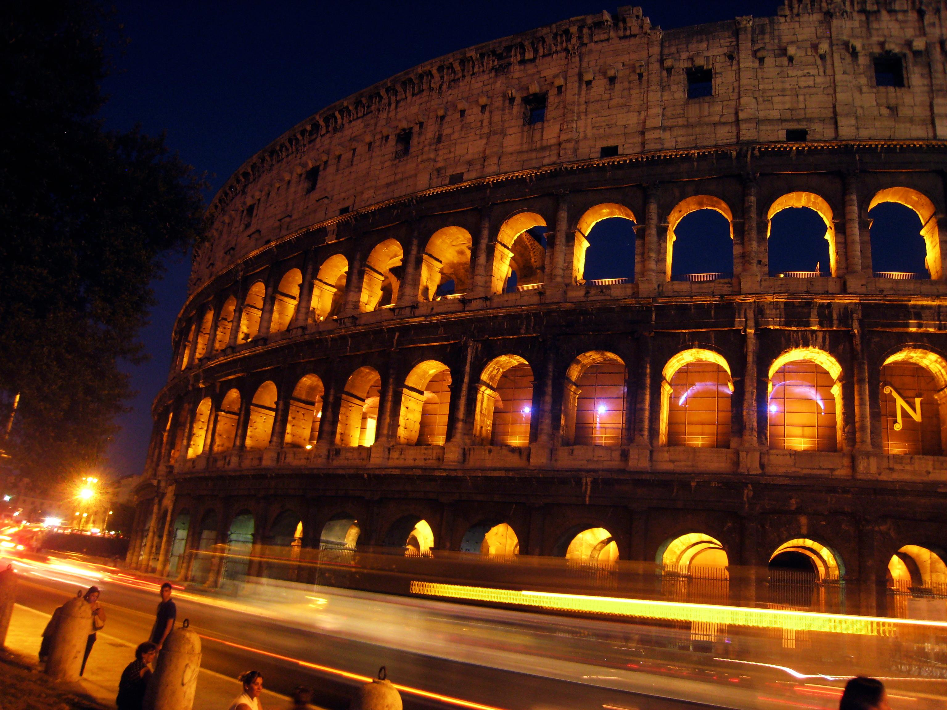 Day 1: Rome/Roma!